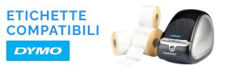 ETICHETTE COMPATIBILI PER DYMO LabelWriter
